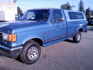 Donated F150 after detail